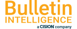 Bulletin Intelligence print logo